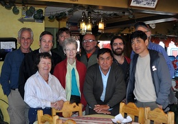 Fungal Fellowship w Pacifico 2014