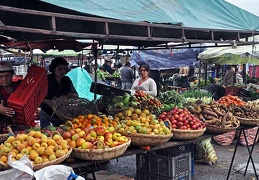 Market fruits