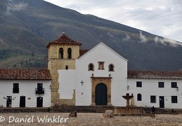 Villa de Leyva Church DW Ms