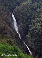 Salto de Bordones Colombia's highest waterfall at 400 m / 1300 ft