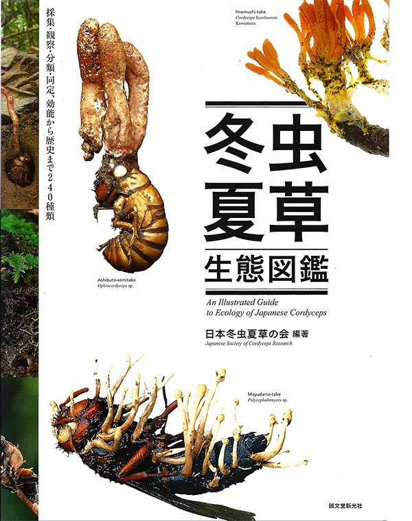An Illustrated Guide to Ecology of Japanese Cordyceps